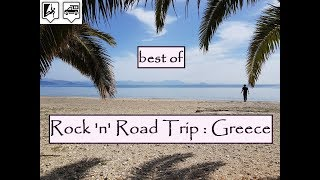 Best of : Rock 'n' Road Trip Greece - Van Life - Frei stehen in Griechenland