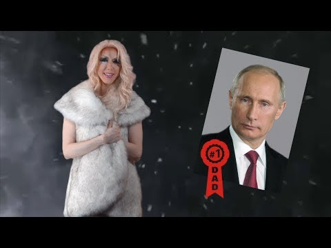 Dixie Lynn Cartwright  Putin's Drag Queen Daughter  Journey To The Past