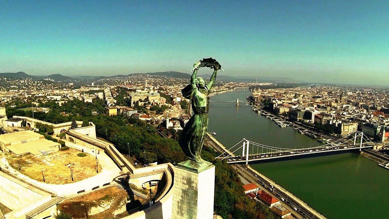 CITADELLA , BUDAPEST / HUNGARY...