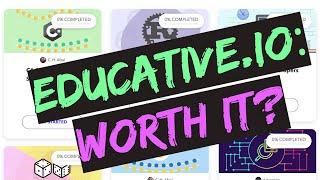Educative.io review | New software education platform
