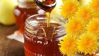 Мед из одуванчиков  /  dandelion honey