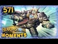 2 Miss Lethals 1 Game!! | Hearthstone Daily Moments Ep. 571