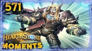 2 miss lethals 1 game   hearthstone daily moments ep 571