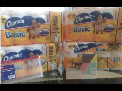 Deal at Staples-- Cheap Toilet Paper-- Better Hurry- Read Description