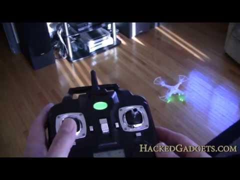 Syma X5C-1 Remote Quadcopter Review