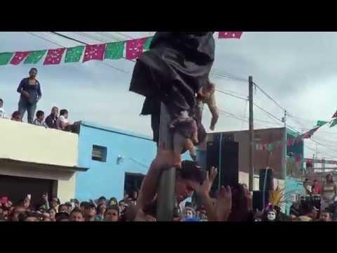 Carnaval 2015 San Juan de Guadalupe San Luis Potosí Pte.4