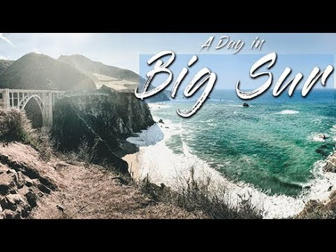 Big Sur Travel Guide (2018)
