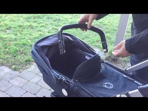 How to Fit a Newer (Rotating) Bumper Bar on an Older Bugaboo Cameleon