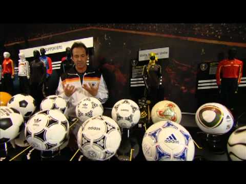 A history of Adidas' World Cup Footballs  HD