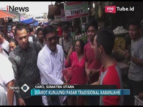 Djarot Saiful Hidayat Janji Jadikan Kab. Karo Sebagai Pusat Buah & Sayur Di Sumut - INews Pagi 15/03