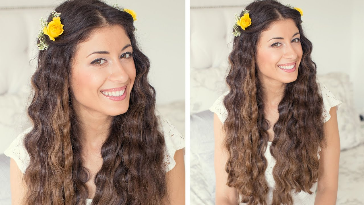 Wedding Hairstyle Hair Tutorial