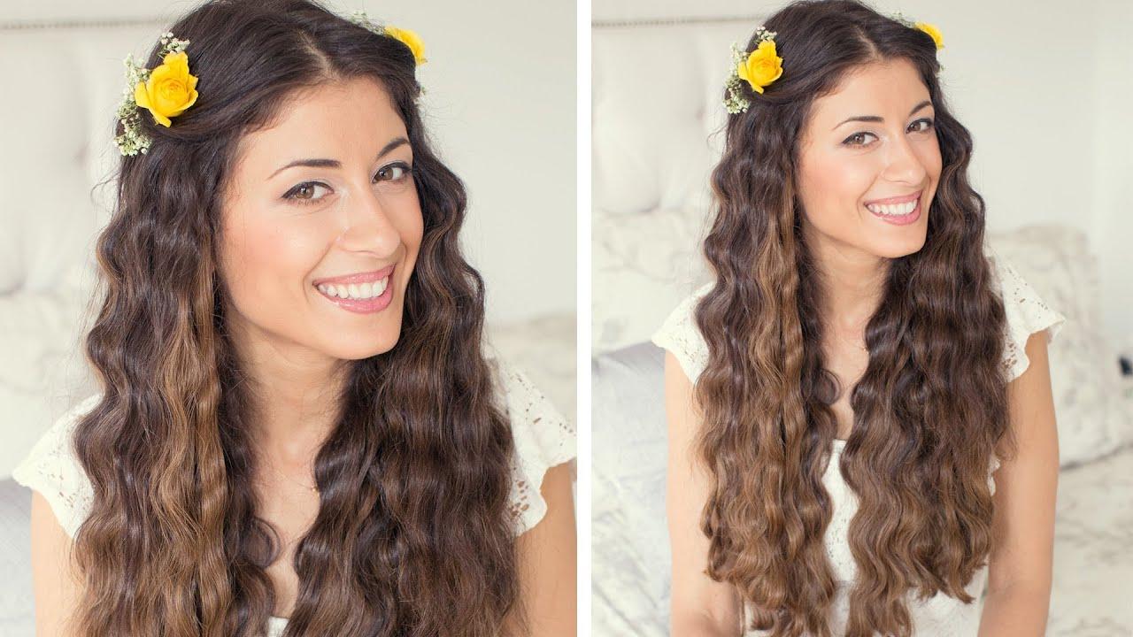 Wedding Hairstyle Hair Tutorial