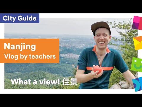 Teaching In China: Nanjing City Guide
