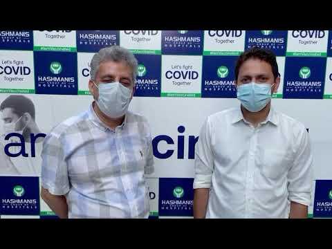 Sputnik V Vaccine   Irani Patient   Covid Vaccination