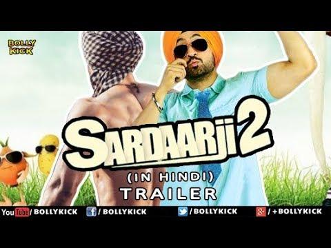 Sardaar Ji 2 | Hindi Trailer 2018 | Diljit Dosanjh | Sonam Bajwa | Monica Gill
