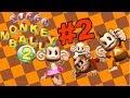 Super Monkey Ball 2 Part 2 -  we suck at monkey ball