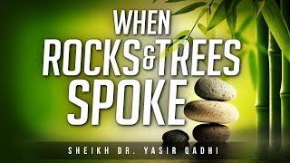 4 MIND BLOWING Miracles Of Prophet Muhammad  Yasir Qadhi