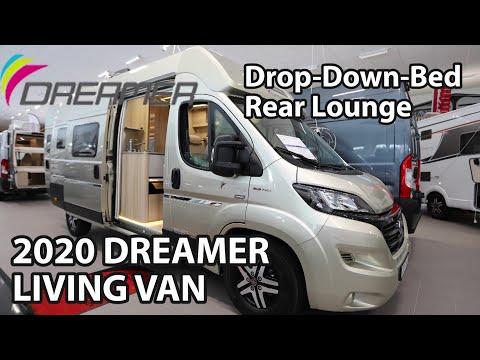 DREAMER LIVING VAN 2020 Camper Van 6,36 M