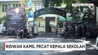 Download Video Ridwan Kamil Pecat 14 Kepala Sekolah MP3 3GP MP4