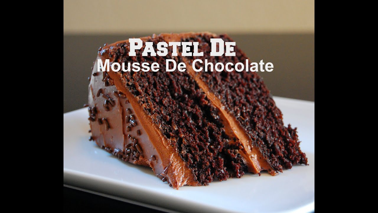 receta torta casera de chocolate