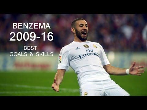 Karim Benzema ● Best Goals & Skills ● Real Madrid 2009-2016 ● |HD|