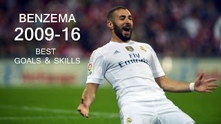 Karim Benzema ● Best Goals & Skills ● Real Madrid 2009-2016 ● |HD|