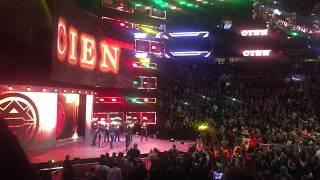 "Andrade ""Cien"" Almas Makes an EPIC Entrance! (NXT TakeOver: Philadelphia)"