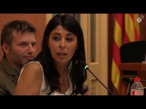 Arés Tubau i Santiago Moreno s'acomiaden del ple