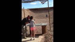 9-year-old girl accidentally kills shooting instructor with Uzi