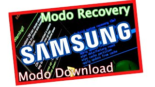 Como entrar en modo recovery y modo download samsung j1, j2, j3, j5,j7