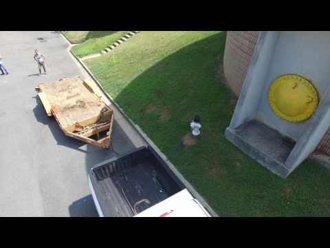 Fort Mill Waste Treatment Plant - Located Utilities Part 2 of 2 (8/23/2016)