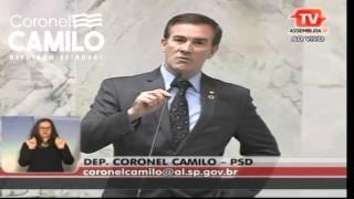 Coronel Camilo critica fala do Ouvidor das Polícias no episódio do Centro Paula Souza
