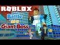 Roblox CHIẾN ĐẤU VỚI KẺ KHỔNG LỒ Battle As A Giant Boss KiA Phạm mp3