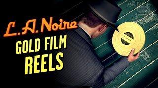 LA Noire Remaster - Gold Film Reels Locations [Hollywoodland Trophy / Achievement]