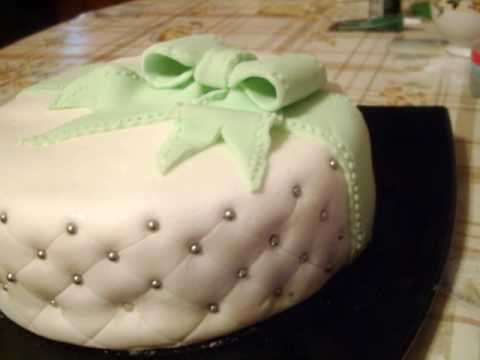 sugarcraft cake gateau a la pate a sucre youtube. Black Bedroom Furniture Sets. Home Design Ideas