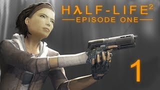 Half-Life 2: Episode One - Прохождение игры на русском [#1](Прохождение Half-Life 2 Эпизод первый, на русском языке. Спасает мир Александр, Ната рядышком. Играем на PC, Steam..., 2016-07-28T12:30:02.000Z)