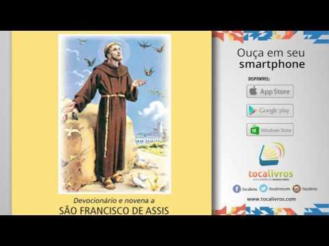 Audiolivro   Devocionário e novena a São Francisco de Assis