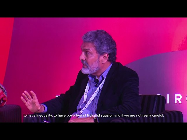 Is the future of work UTOPIAN or DYSTOPIAN? - Rajeev Dubey, Mahindra & Mahindra
