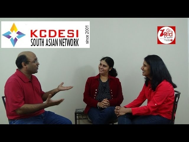 KCdesi discusses Women's Heart Health with Cardiologists