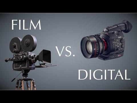 Thumbnail: Film VS Digital | Video Essay