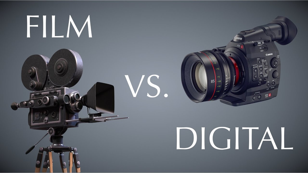 film vs digital video essay
