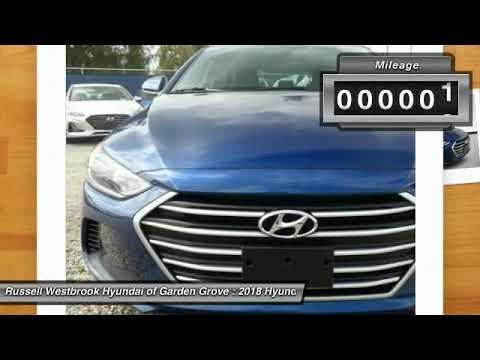 2018 Hyundai Elantra Garden Grove CA 18G48599