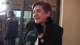 مصر العربية | ليلى عز العرب تكشف عن دورها في مسلسل