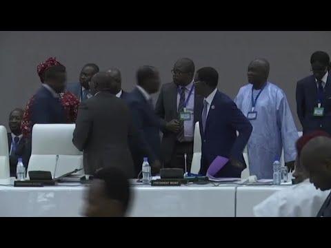 Afrique, SESSION ORDINAIRE DE L'UEMOA