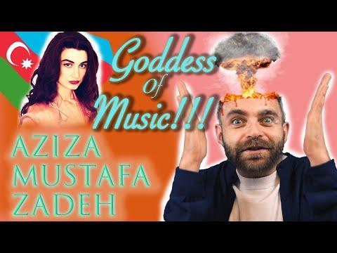 AZIZA MUSTAFA ZADEH 🇦🇿  EXTRAORDINARY VOICE FROM AZERBAIJAN    REACTION !!!