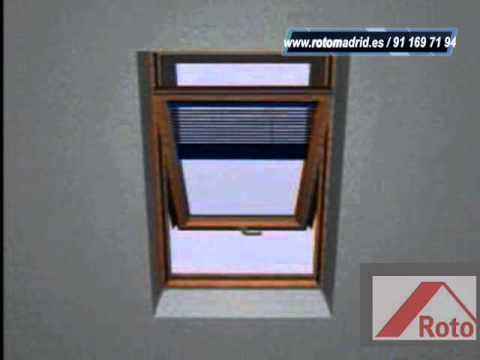 rotomadrid persianas y cortinas roto frank madrid venta. Black Bedroom Furniture Sets. Home Design Ideas