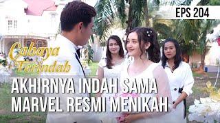 CAHAYA TERINDAH - Akhirnya Indah Sama Marvel Resmi Menikah [30 November 2019]