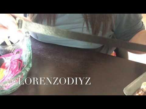 DIY Bra-Strap Choker