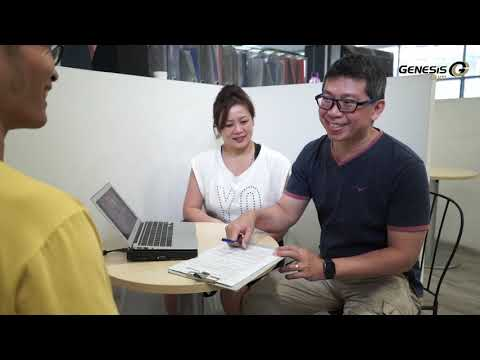Behind The Scenes - Genesis Gym Singapore Personal Training