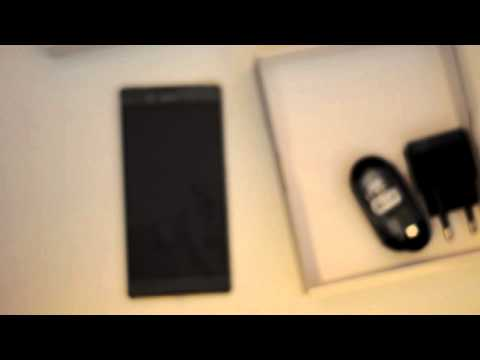 Unboxing Sony Xperia Z3+